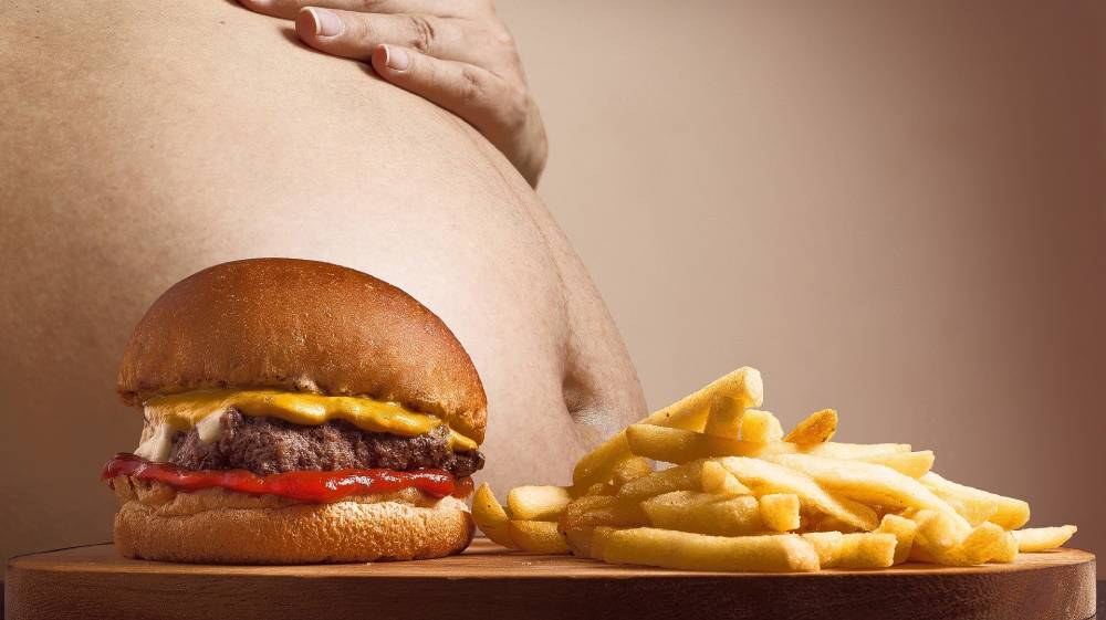 erekce a obezita